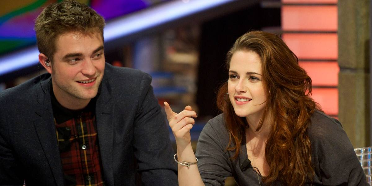 Sem mágoas! Kristen Stewart e Robert Pattinson conversam em clima amigável em festa