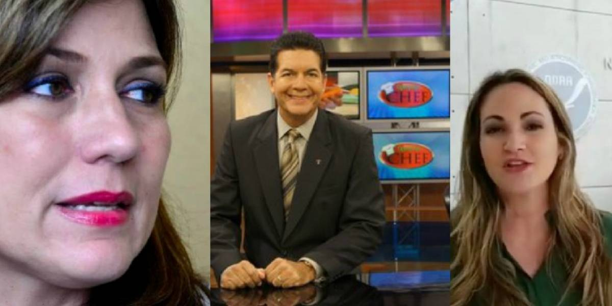 Ada Monzón, Deborah Martorell y Roberto Cortés se unen esta temporada de huracanes