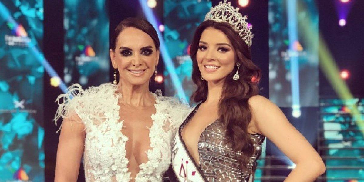 México ya tiene reina para Miss Universo 2018