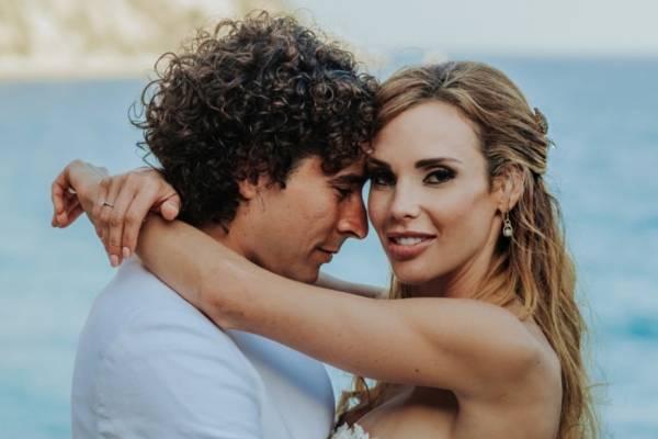 Guillermo Ochoa y Karla