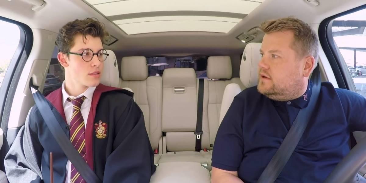 Shawn Mendes vestido de Harry Potter é o melhor vídeo que você verá hoje