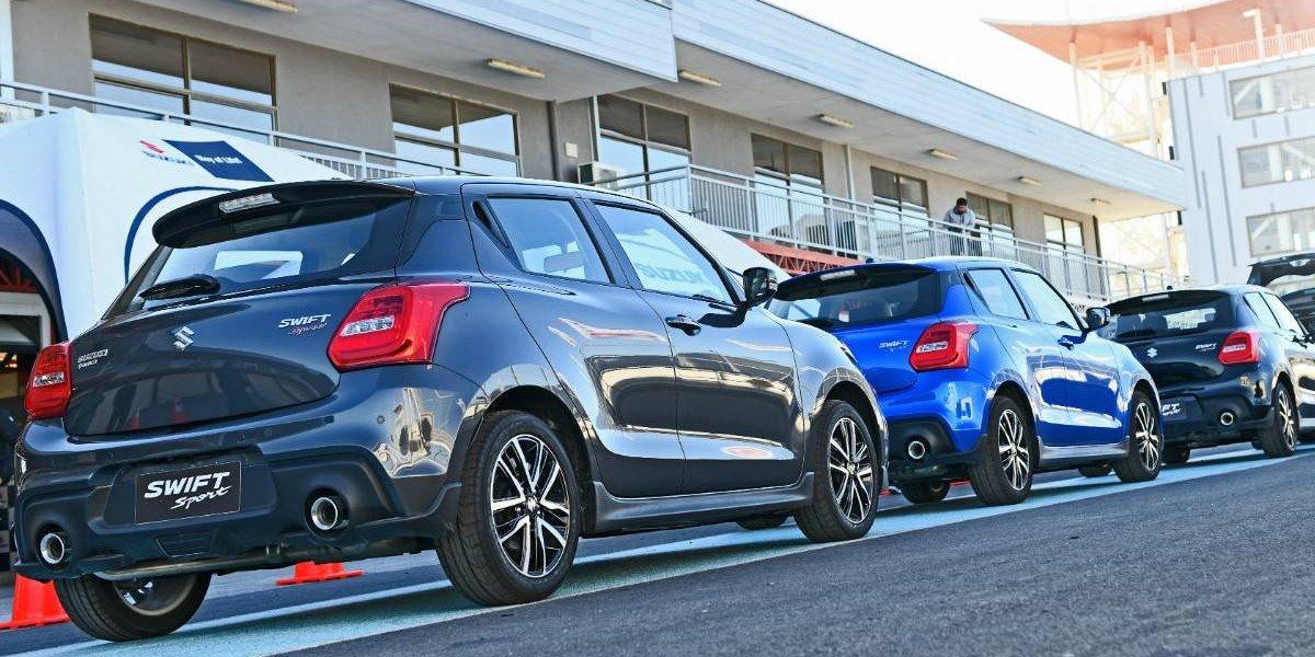 Suzuki combina conocimiento y adrenalina con su Swift Sport Challenge