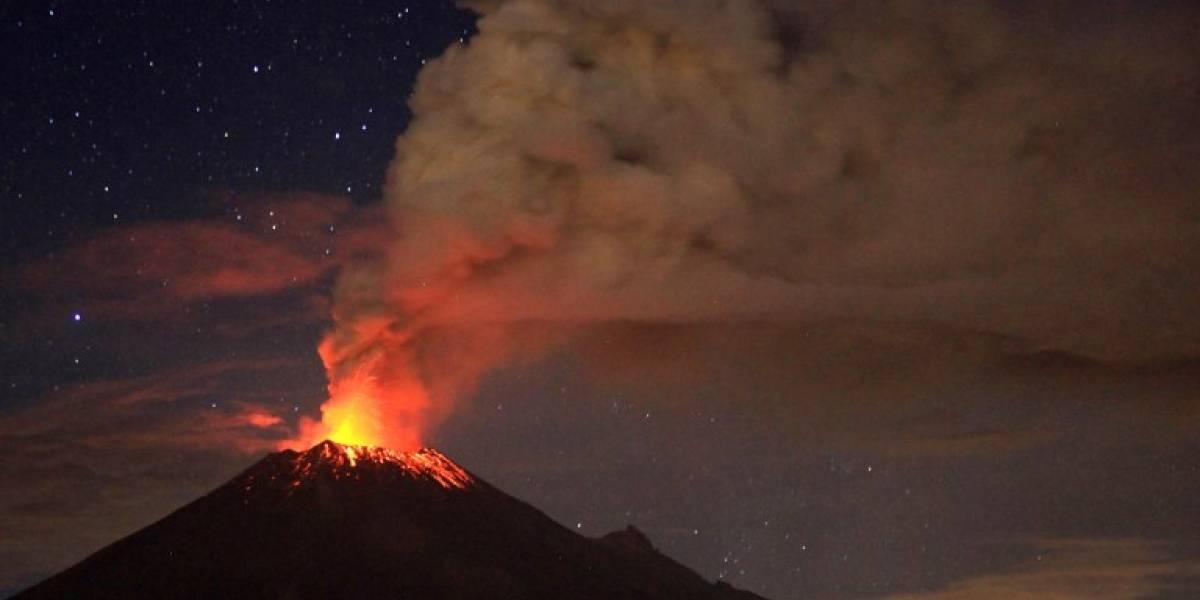Tragedia del volcán de Fuego pone en alerta a México por el Popocatépetl