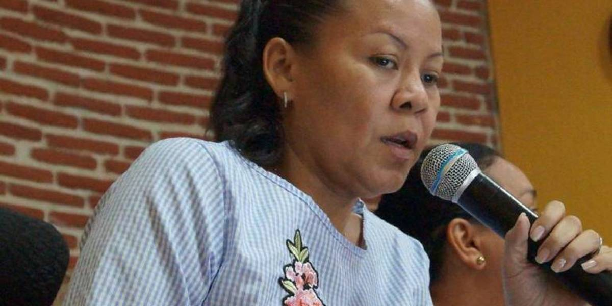 Yolanda Wong fue designada como nueva alcaldesa encargada de Cartagena