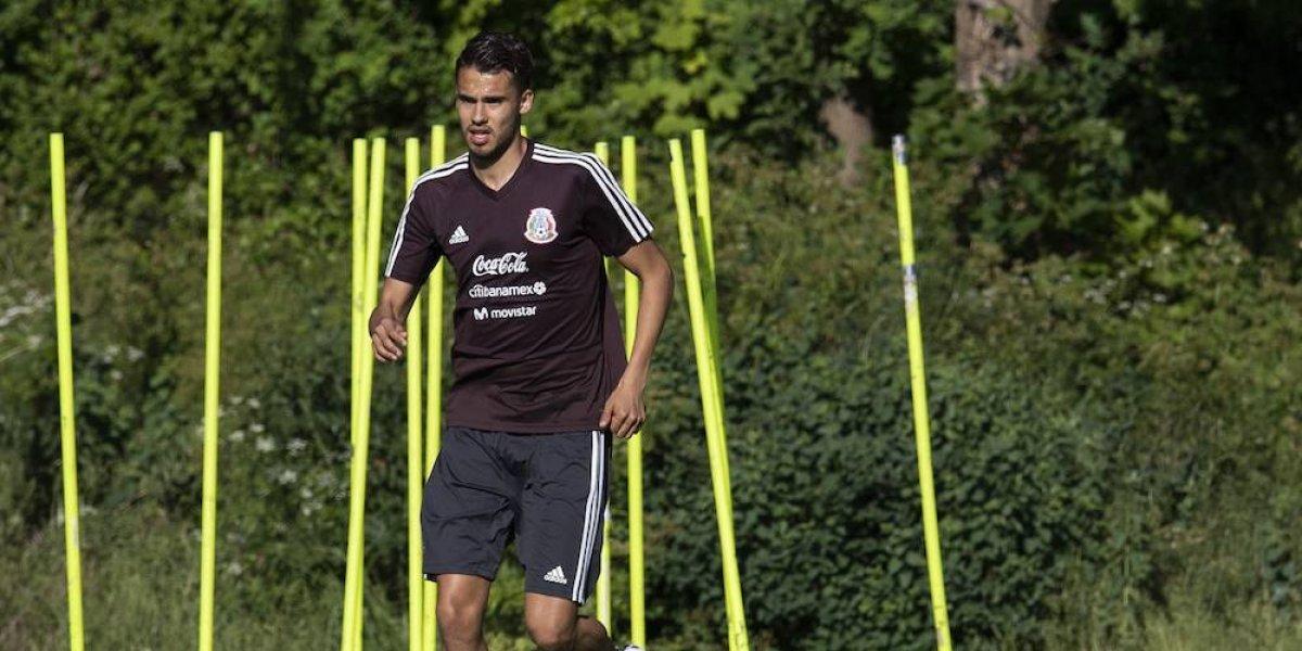 Peligra el Mundial para Diego Reyes