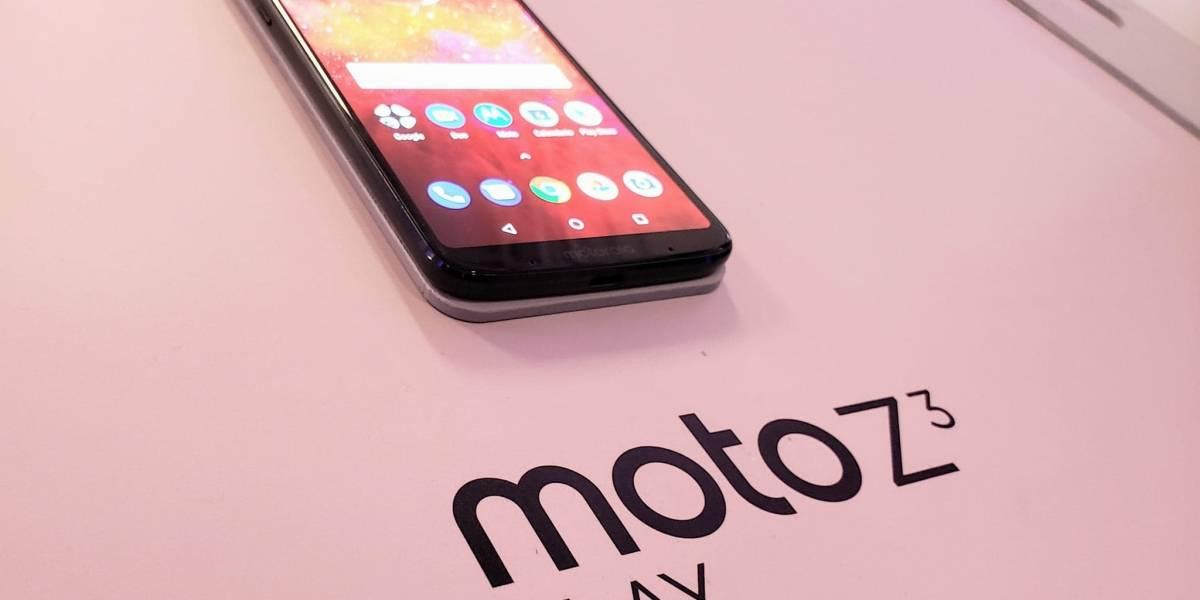 Motorola presentó el Moto Z3 Play en México: Conoce su precio y disponibilidad