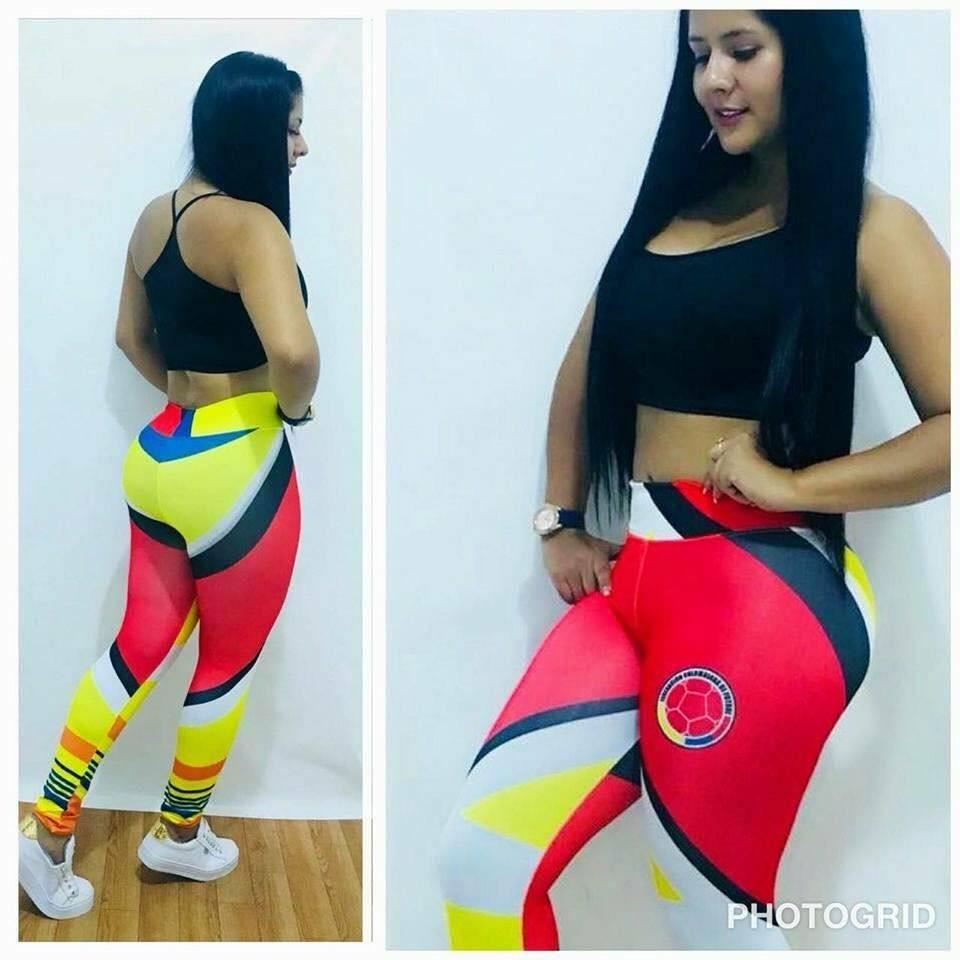leggings seleccion colombia