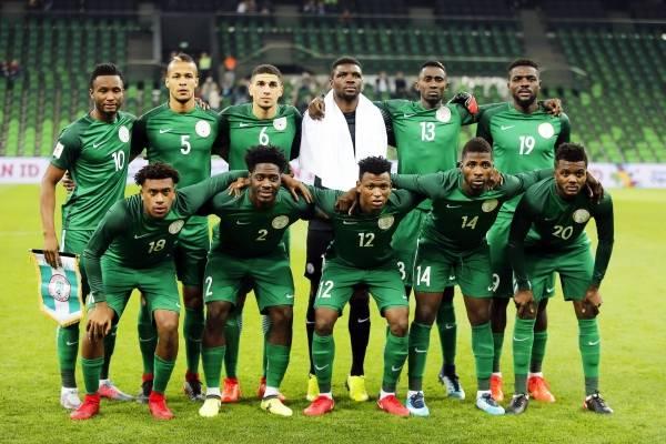 Ver los goles de Nigeria VS República Checa amistoso