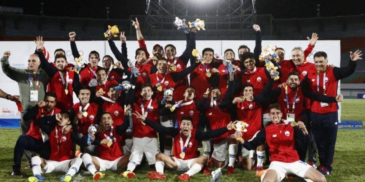 Por fin una es de oro: Las medallas que ha ganado la Roja