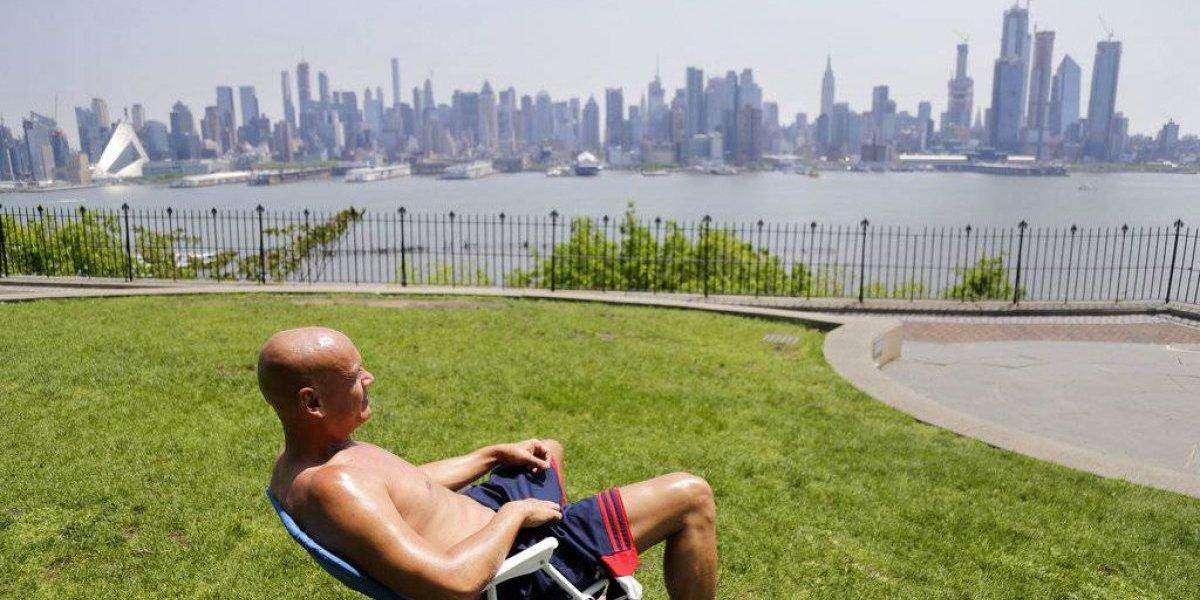 El calor en EE. UU. alcanza nuevos récords