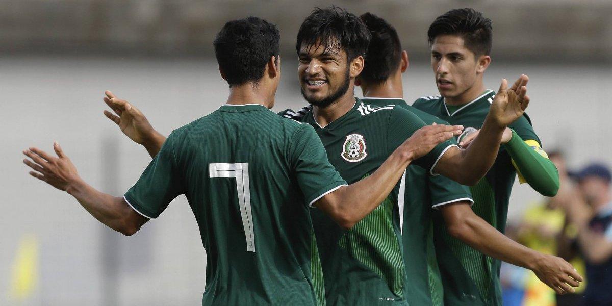 México derrota a Turquía y se enfrentará a Inglaterra en la final de Toulon