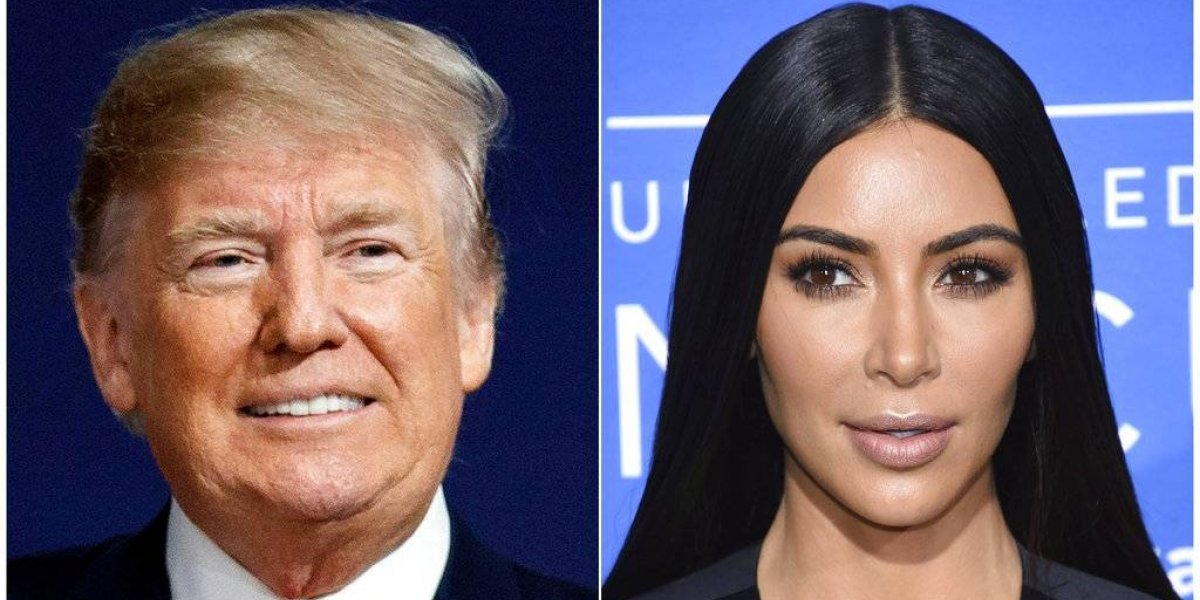 Trump conmuta sentencia de mujer respaldada por Kim Kardashian