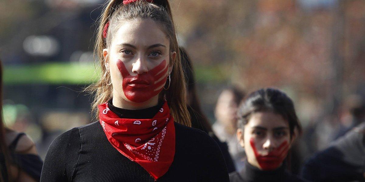 Nueva marcha feminista: estudiantes se movilizan en distintas ciudades del país por una educación no sexista