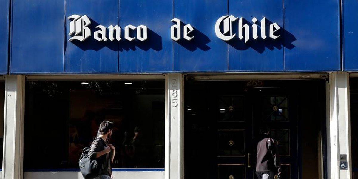 Banco de Chile demanda a empresa en Hong Kong por ciberataque
