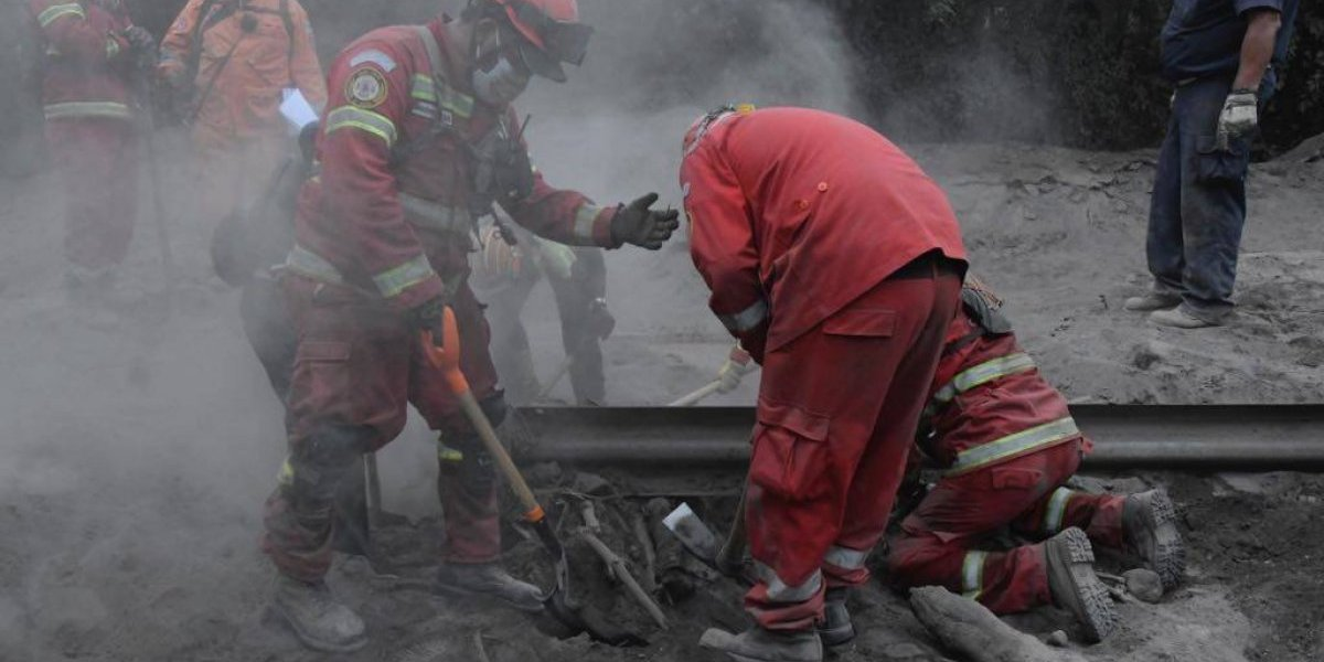 Se acaba el tiempo para el rescate de sobrevivientes, pasan 72 horas