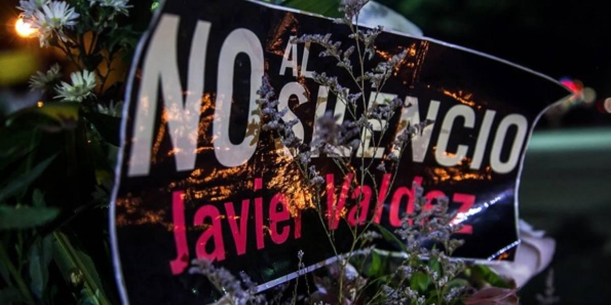 Cumplimentan orden de aprehensión contra presunto asesino de Javier Valdez