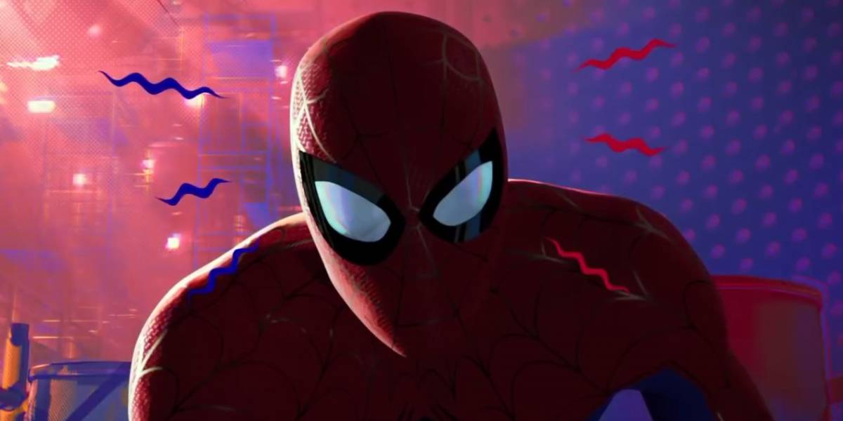Primer trailer de Spider-Man: Into The Spider-Verse