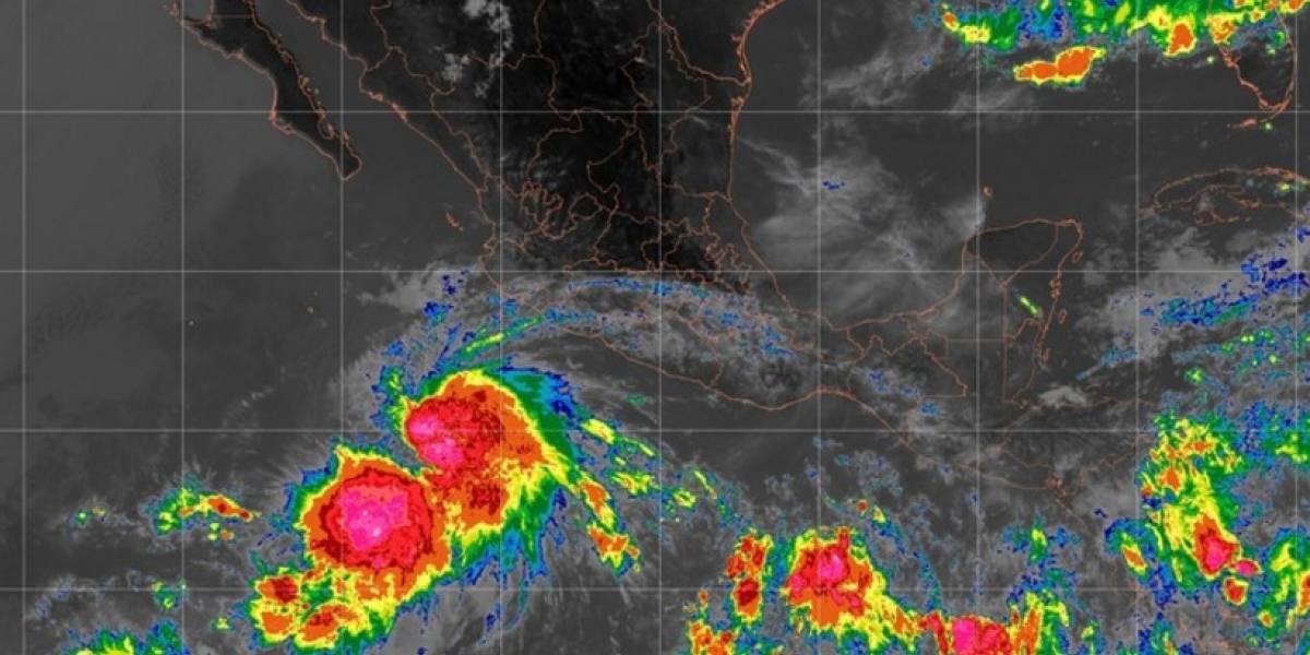 Tormenta tropical Aletta se fortalece y se acerca a Colima