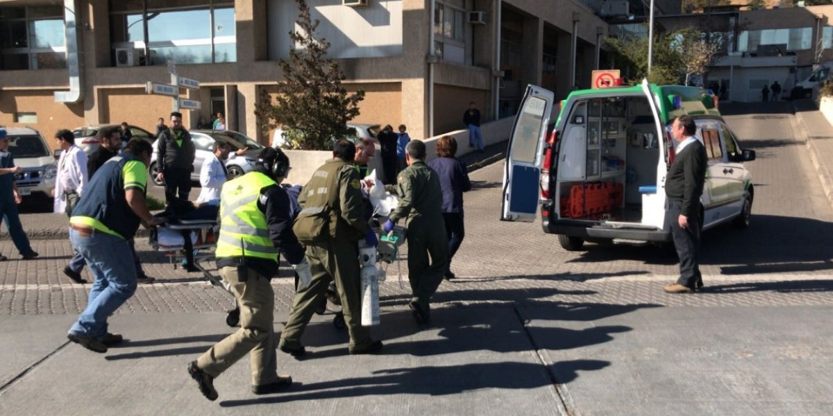 Carabineros confirma la muerte del cabo que fue baleado con una subametralladora en La Pintana