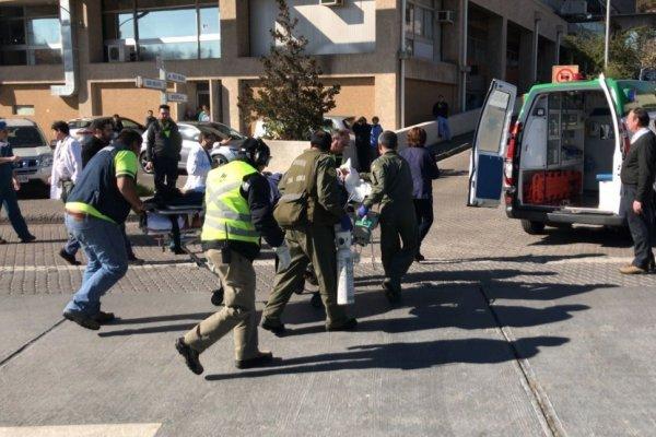 La Pintana: disparan gravemente a carabinero
