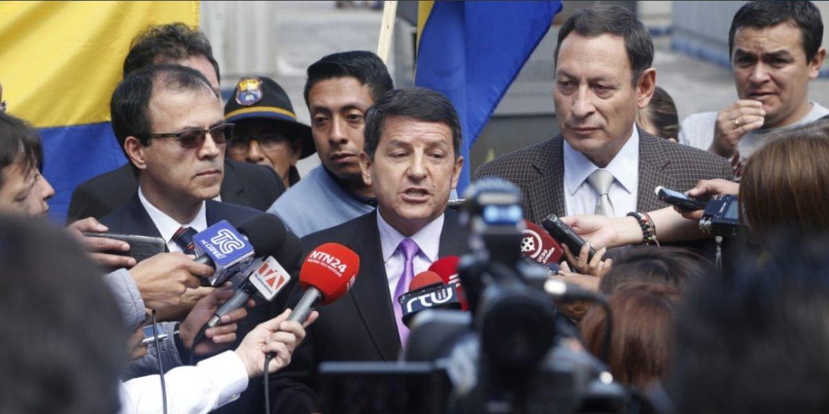 Exalumnos del colegio Mejía denuncian a José Serano y Gustavo Jalkh