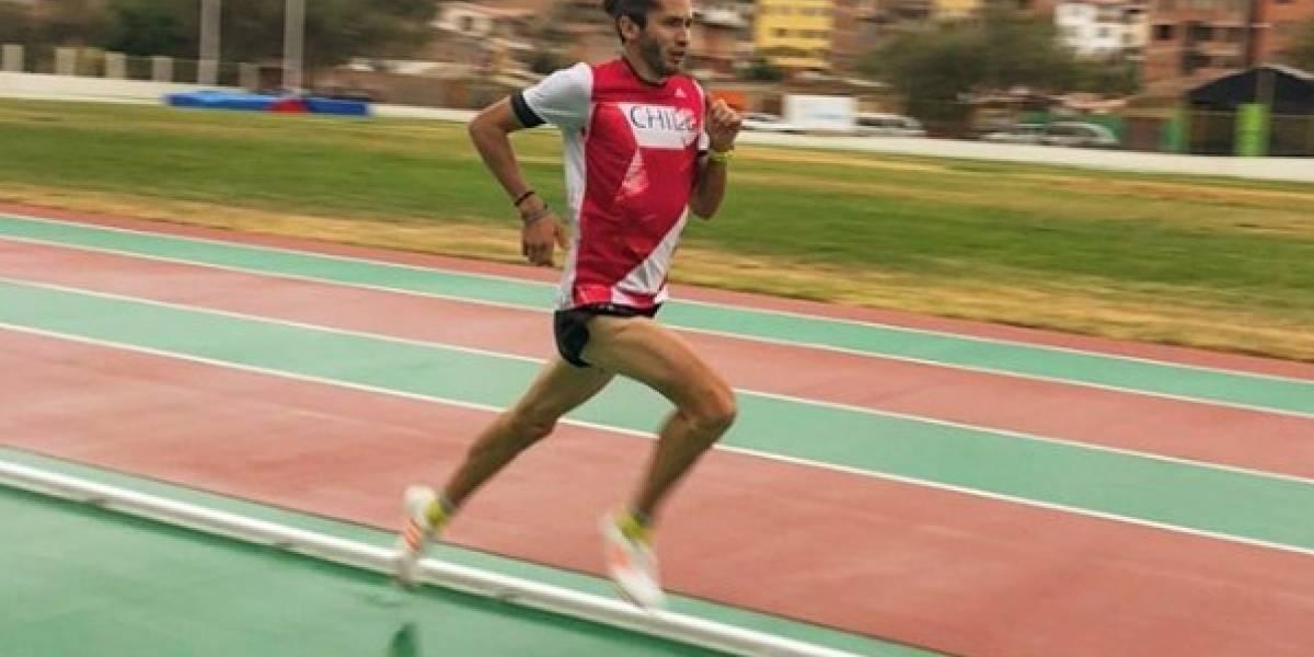 Siguen lloviendo los oros en los Suramericanos: Carlos Díaz logró el primer lugar en 1.500 metros