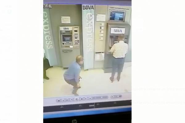 ¡Pilas! Que no lo tomen desprevenido porque esta banda de ladrones que roba en los cajeros de Bogotá volvieron a hacer de las suyas