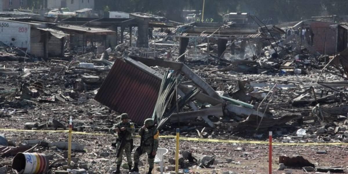 FOTOS: Tultepec, el pueblo de la pólvora marcado por la tragedia