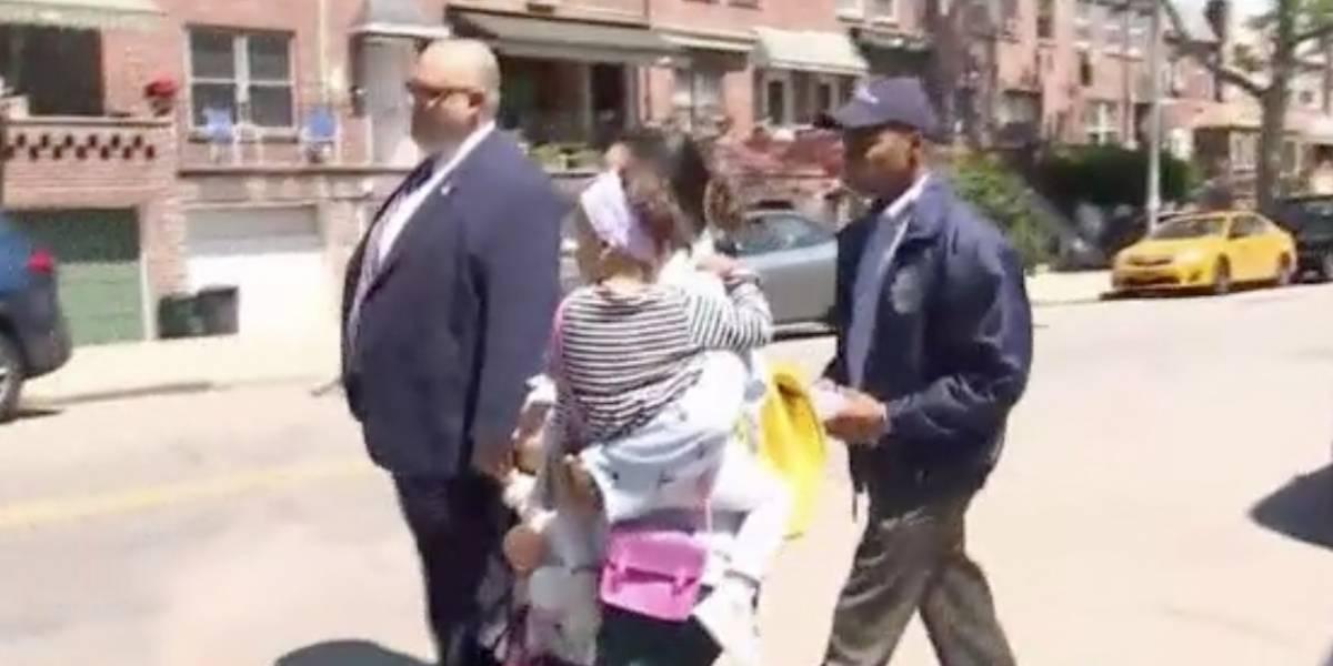 El repartidor de pizzas ecuatoriano que fue detenido para deportarlo en EE.UU.
