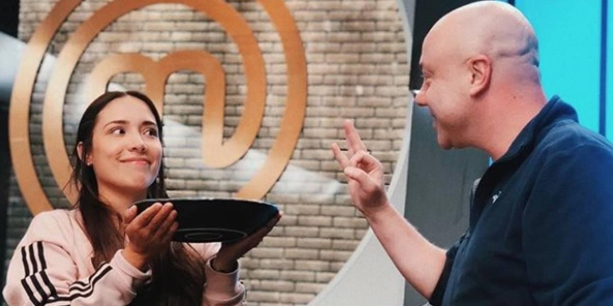 Luisa Fernanda W cometió este error en estreno de 'MasterChef Celebrity'
