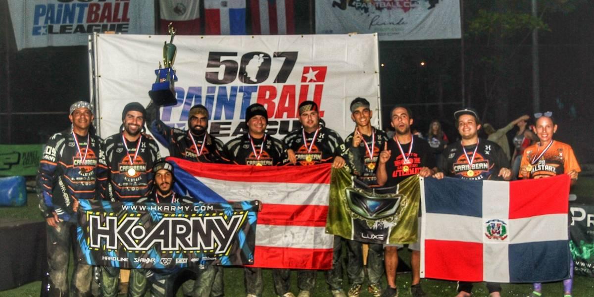 Caribbean All Starz se coronó campeón en torneo internacional