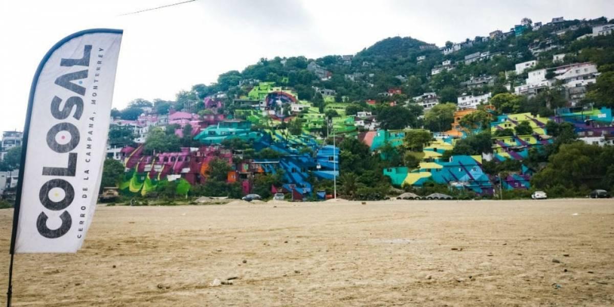 Buscan regeneración social en el Cerro de la Campana, en Monterrey