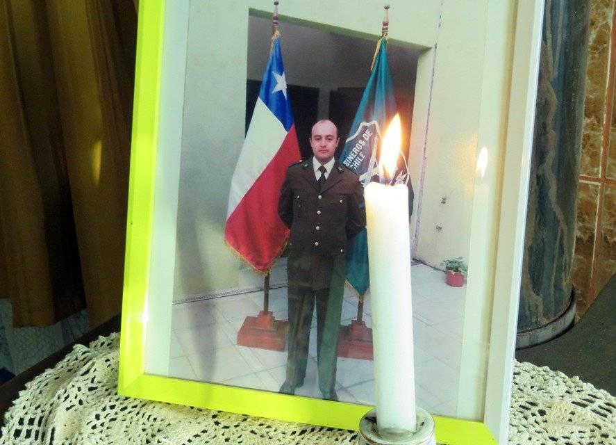 Cabo primero Oscal Galindo murió presuntamente por el disparo de un arma de guerra