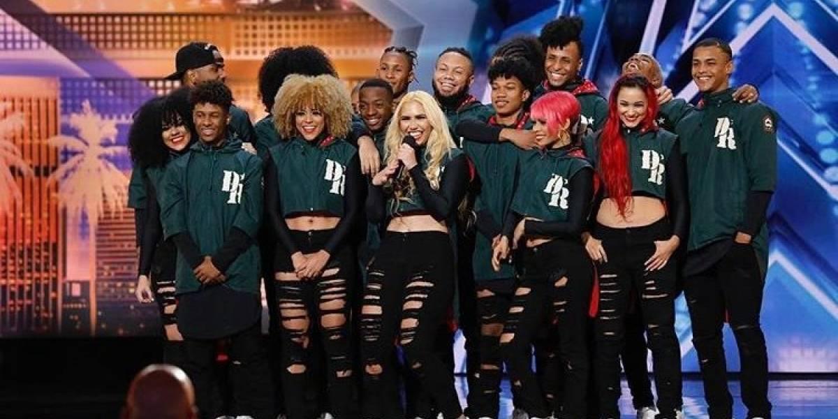 "Agrupación dominicana ""Da Republik"" clasifica para competir en ""America's Got Talent"""