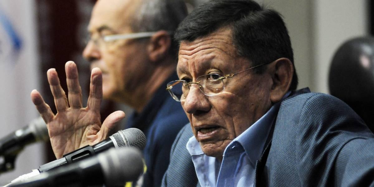 Carlos Villacís, presidente de la FEF no podrá salir del país por decisión judicial
