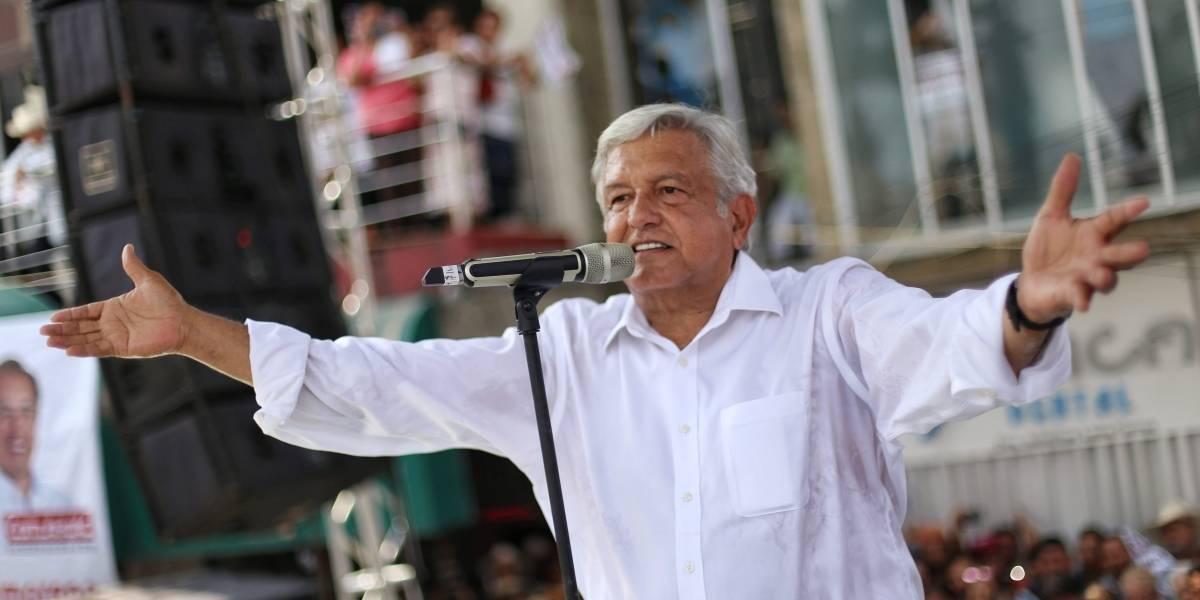 Tras negarle el Zócalo para cierre de campaña, AMLO se va al Azteca