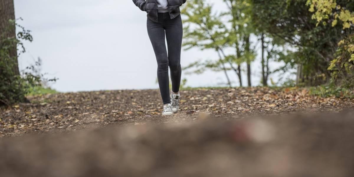 ¿Cuántos pasos debes caminar para bajar de peso?