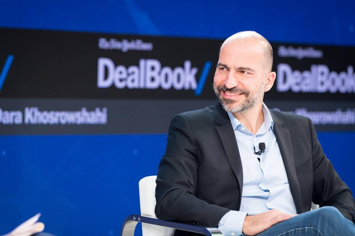 "CEO de Uber le aconseja a sus empleados ""To have the D"""