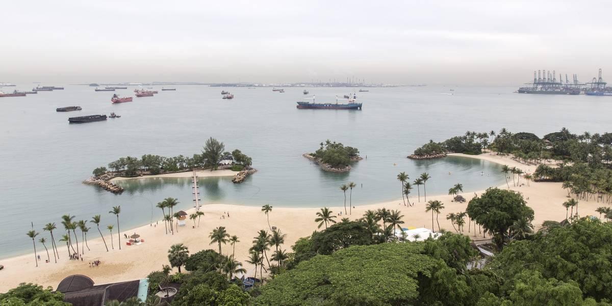 """El oscuro pasado de la isla que albergará la cumbre """"atómica"""" de Kim Jong-un y Donald Trump"""