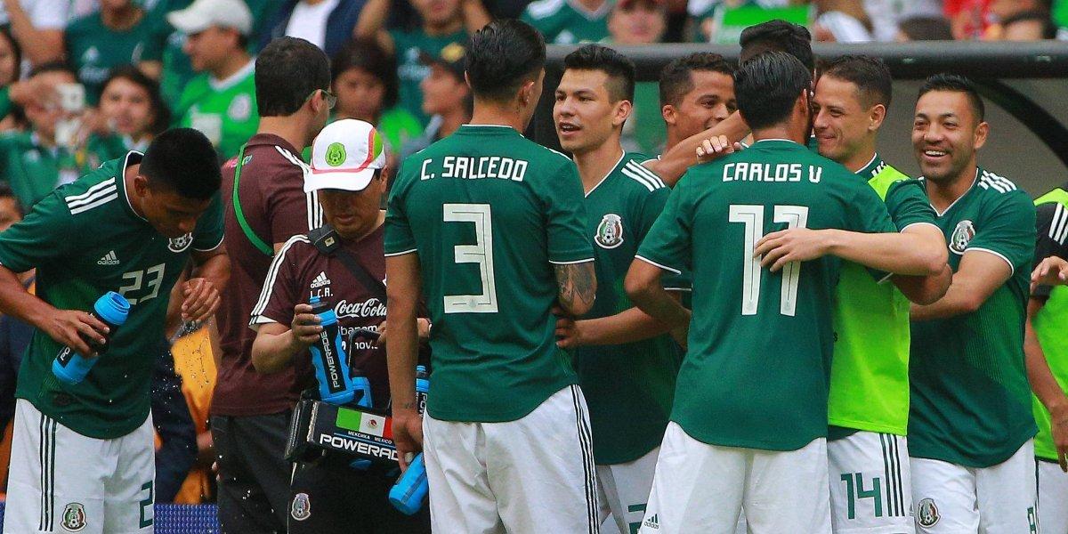 """""""Día libre es día libre"""": Federación de México se desmarca de la escandalosa fiesta de los jugadores"""