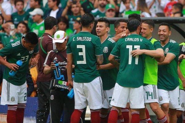 México está en la polémica / imagen: Getty Images