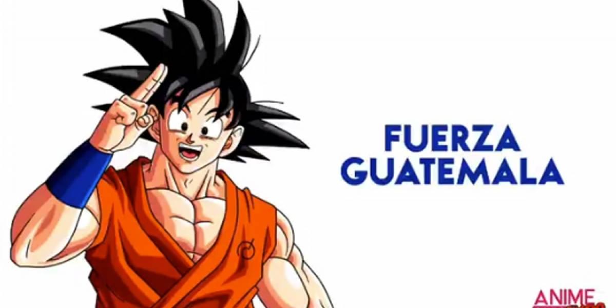 Gokú envía un mensaje a los damnificados de la tragedia del volcán de Fuego en Guatemala
