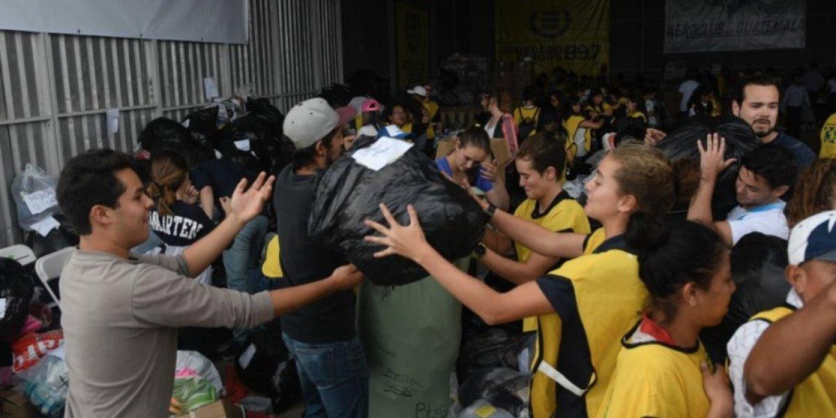 Guatemala es reconocido como uno de los países más solidarios de Latinoamérica