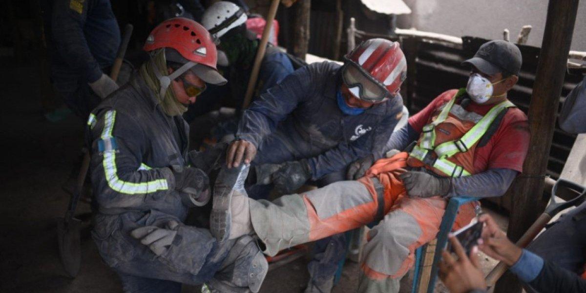 Hotel de Antigua Guatemala cobija a rescatistas que trabajan en la tragedia