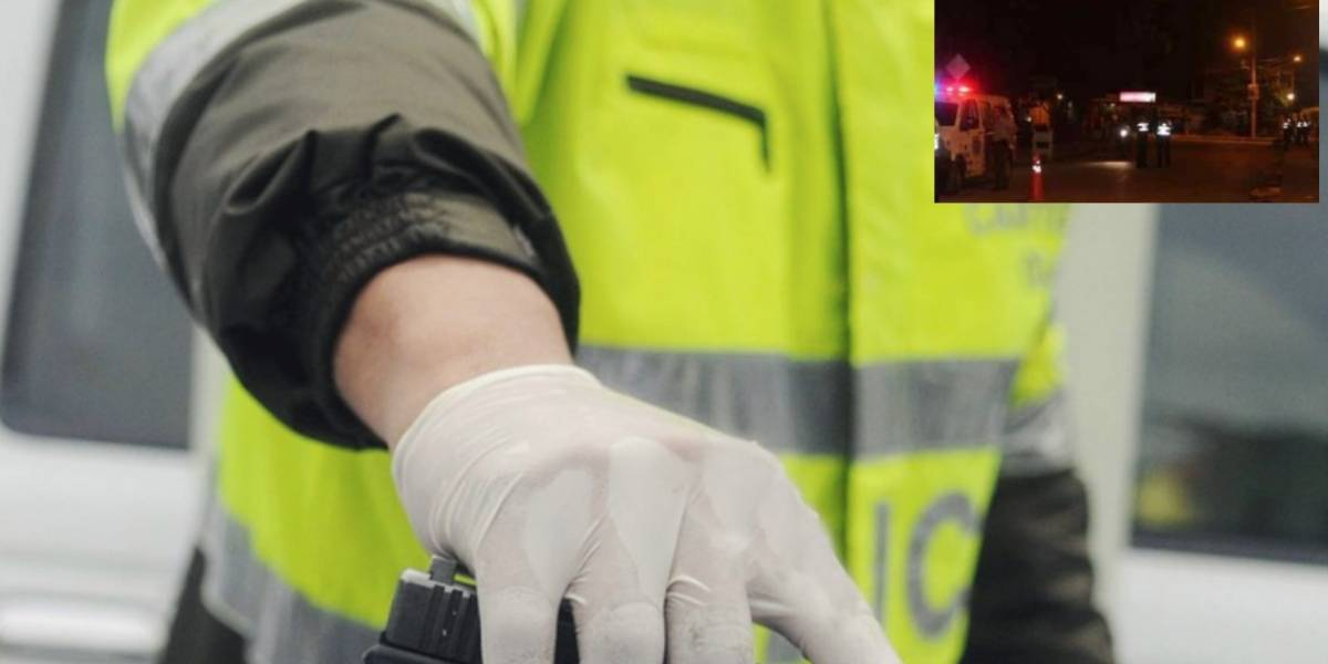 ¿Policía ladrón? Muere patrullero tras comandar intento de robo