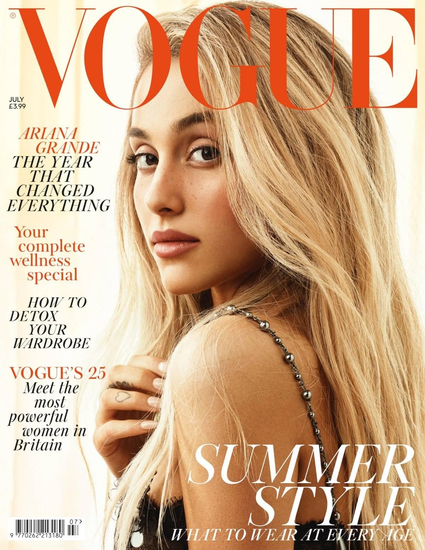 Ariana Grande Vogue