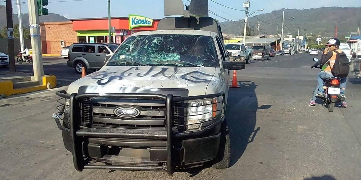 CNDH demanda investigación sobre agresión a marinos en Jalisco