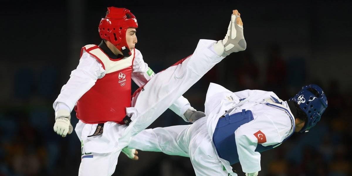 Ignacio Morales revalidó su triunfo en taekwondo y le dio otro oro al Team Chile en los Suramericanos