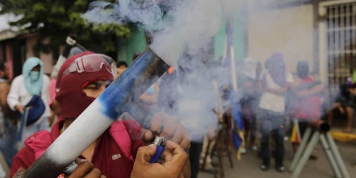 "Nicaragua vive ""tragedia humana"" por represión que deja 121 muertos"