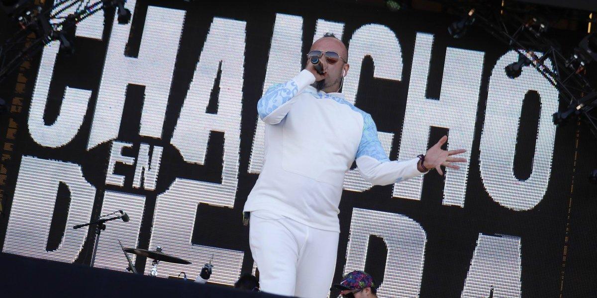 Chancho en Piedra alista su primer show con C-Funk en guitarra